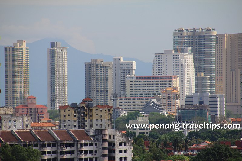 Where to stay in Penang?