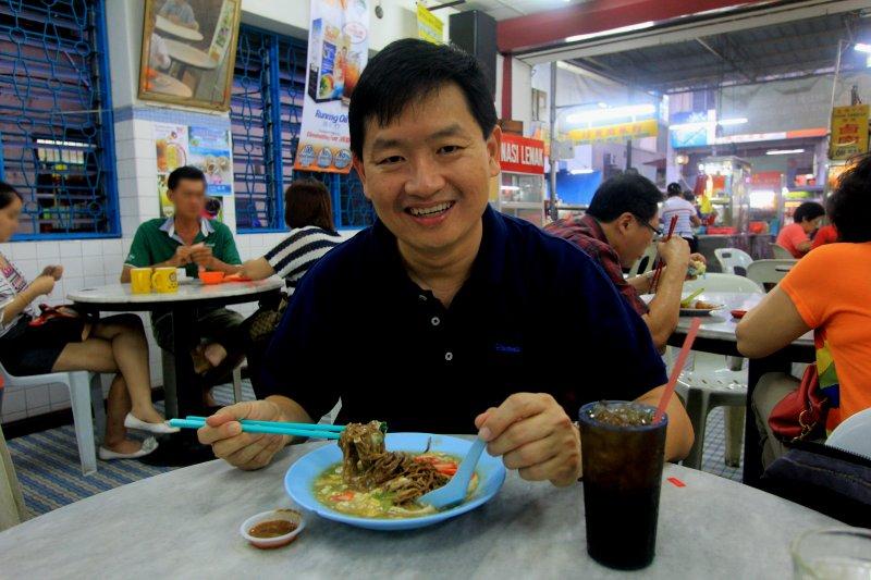 Yee Foo Mee at Kedai Kopi Goh Chew