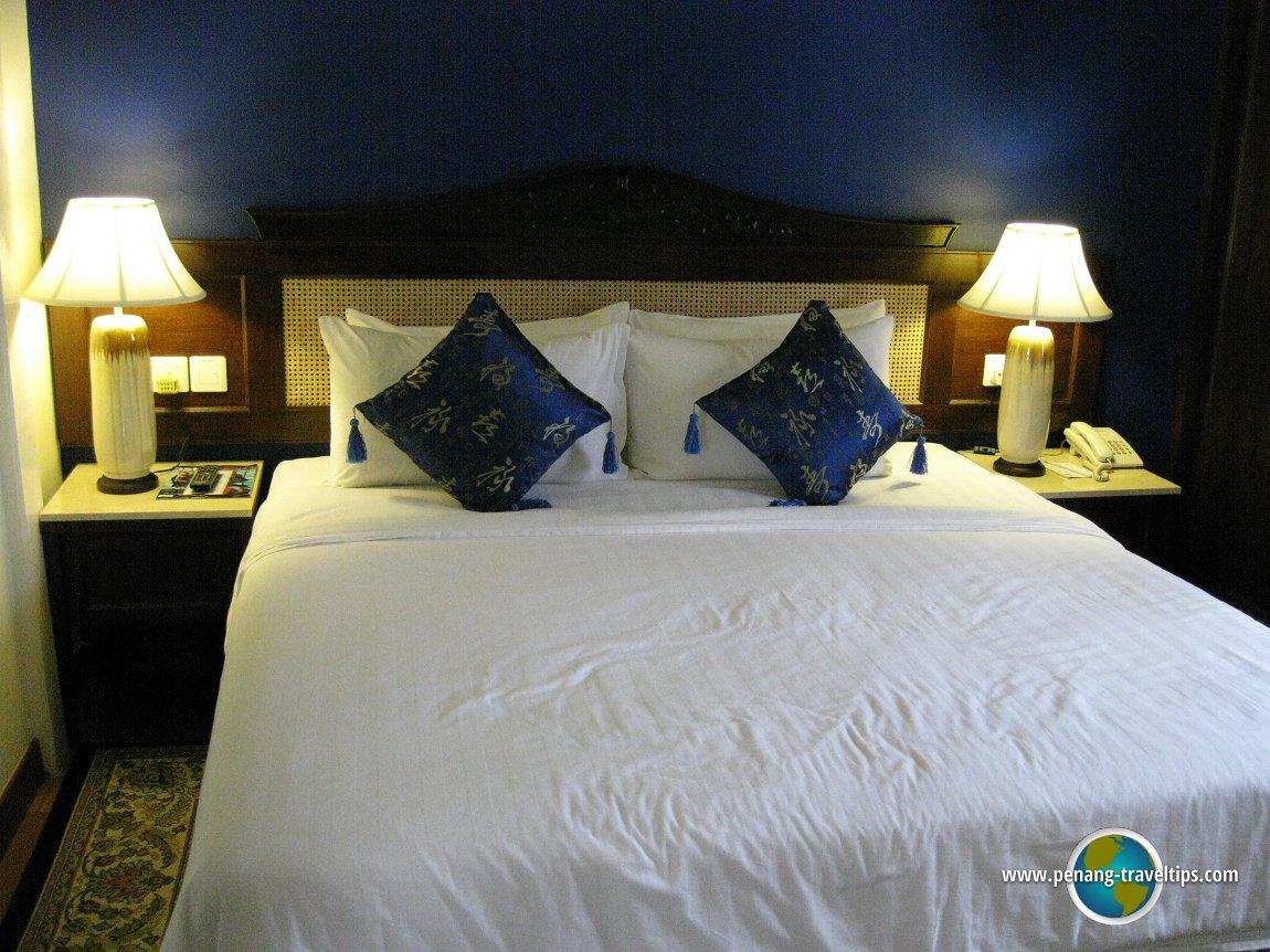 Guestroom in Yeng Keng Hotel