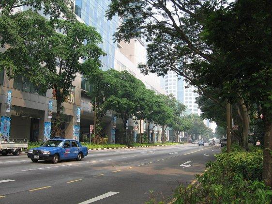 Cross Street, Singapore