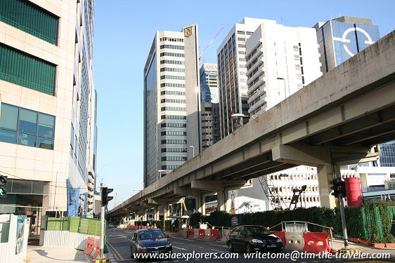 Cross Street Viaduct, Singapore
