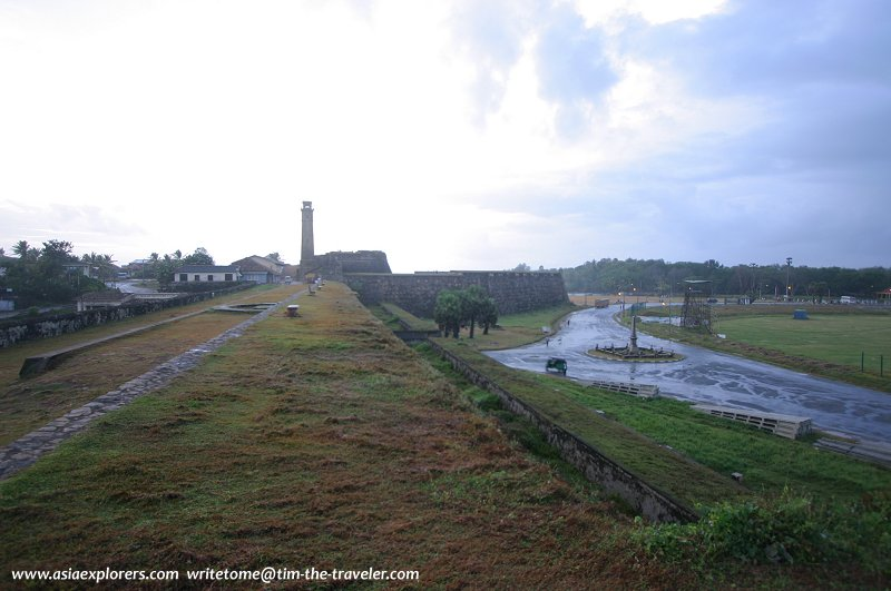 Galle Fort Sri Lanka World Heritage Site