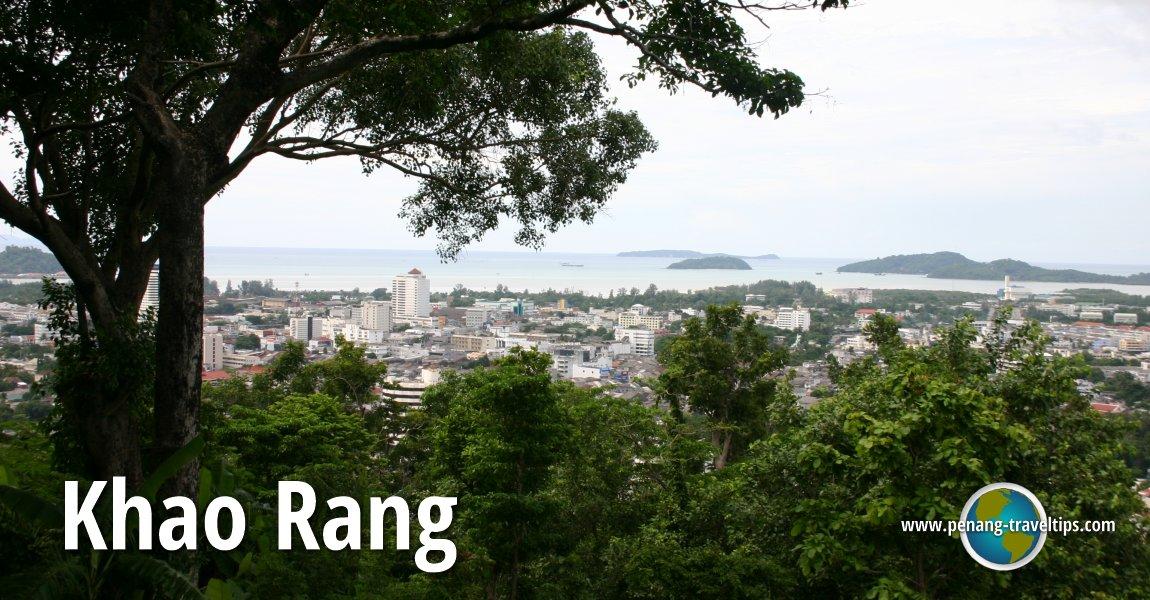 Khao Rang, Phuket