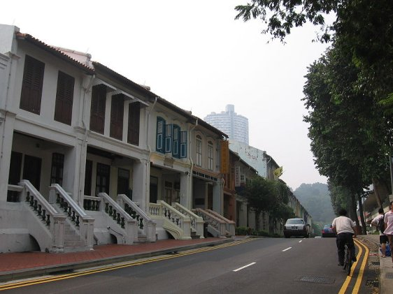Kreta Ayer Road, Singapore
