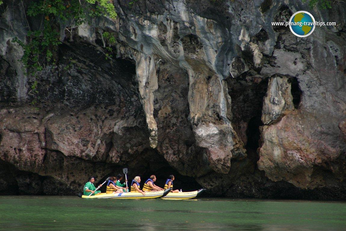 Phangnga Bay National Park