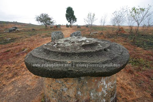 Timothy Tye, Plain of Jars