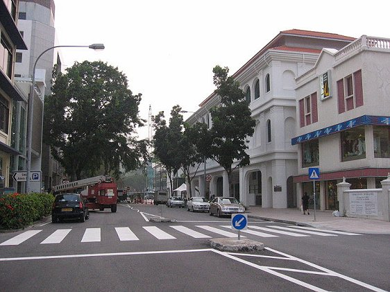 Queen Street, Singapore