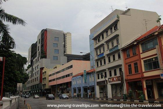 Selegie Road, Singapore