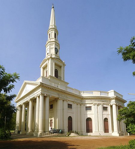St Andrew's Church, Chennai