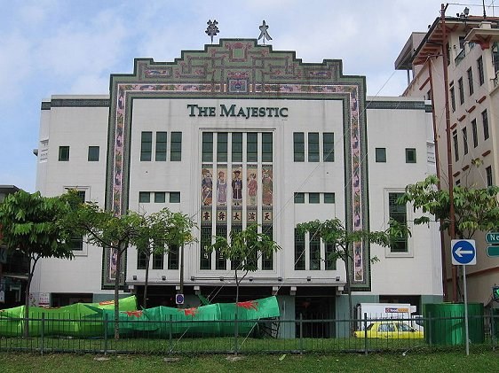 The Majestic, Singapore