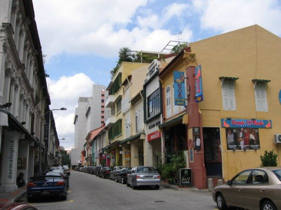 Tras Street, Singapore