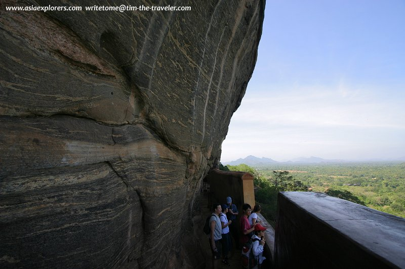 Viewpoint, Sigiriya