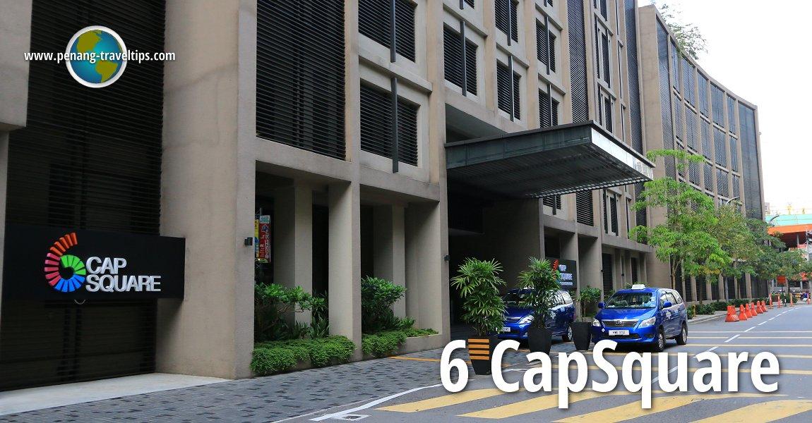 6 Capsquare Kuala Lumpur