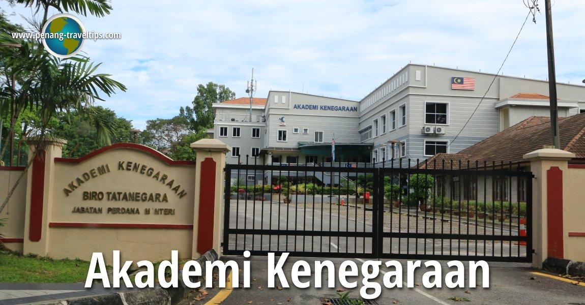 Akademi Kenegaraan, Kuala Lumpur