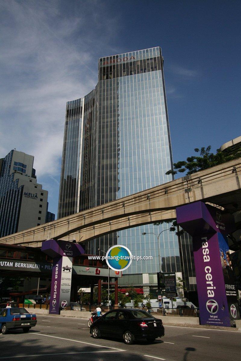 Amoda Building, Kuala Lumpur