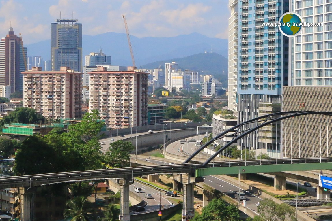 Ampang Elevated Highway