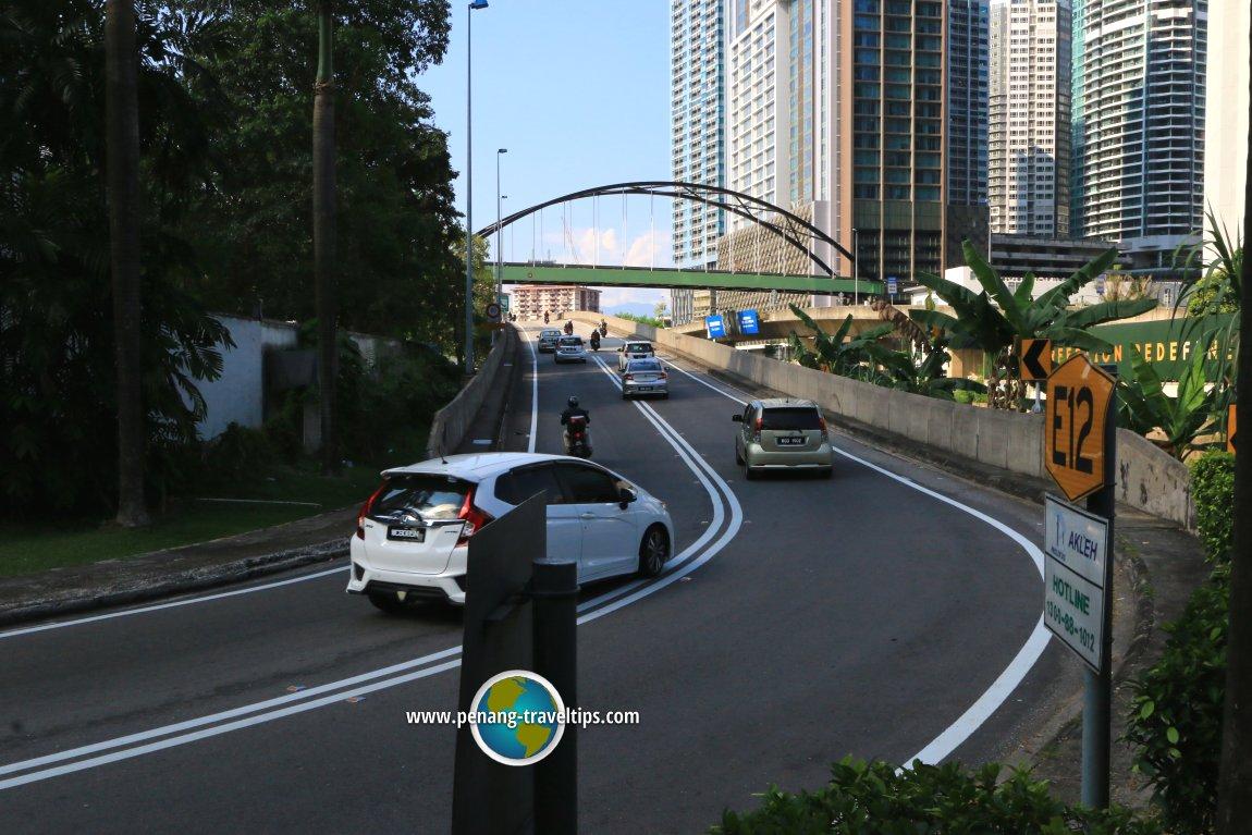 Ampang-Kuala Lumpur Elevated Highway