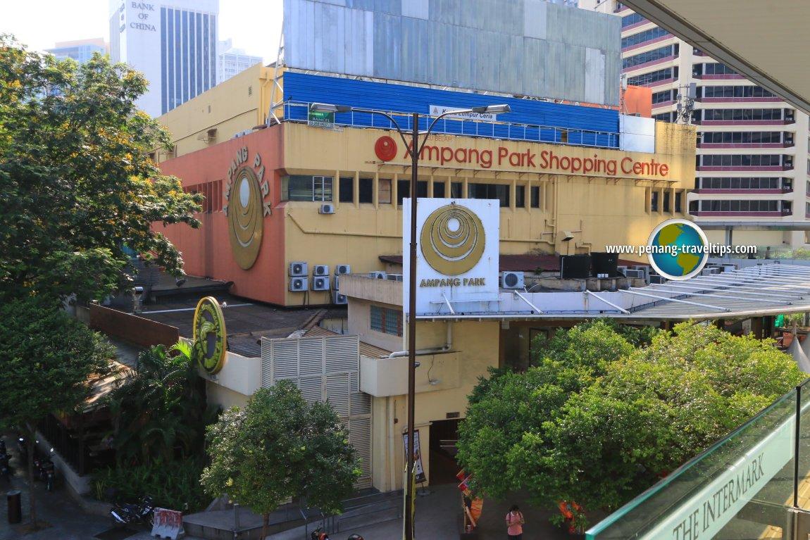 Ampang Park Shopping Centre, Kuala Lumpur