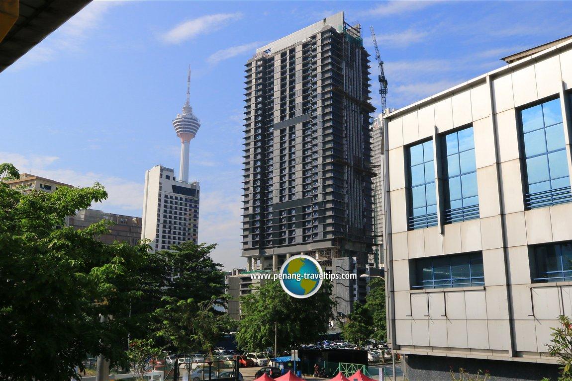 Anggun JSI, Kuala Lumpur
