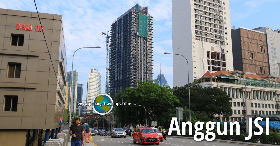 Anggun Jsi Kuala Lumpur