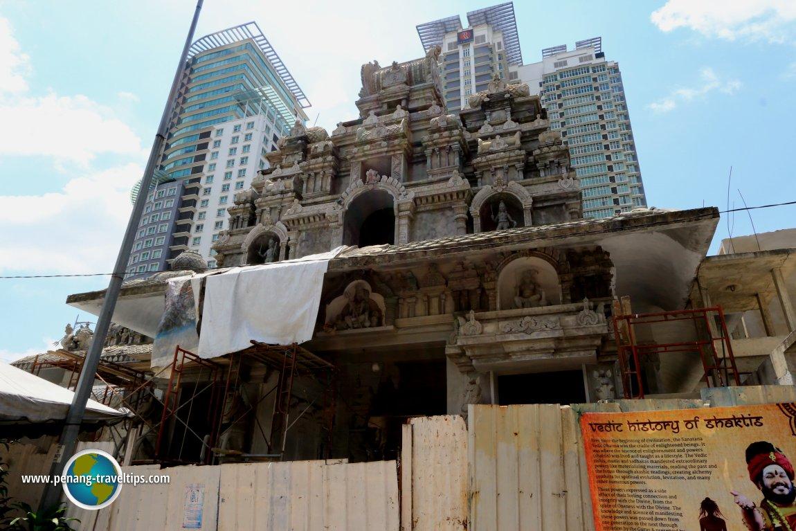 Arulmegu Sree Veerahanuman Temple, Brickfields, Kuala Lumpur