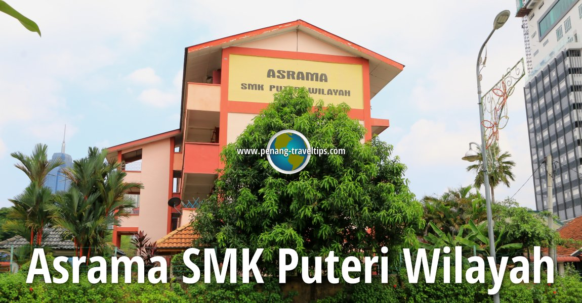 Asrama Smk Puteri Wilayah Kuala Lumpur