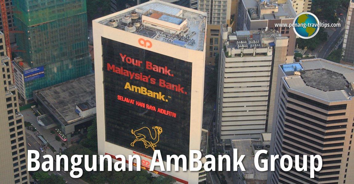 Bangunan AmBank Group, Kuala Lumpur