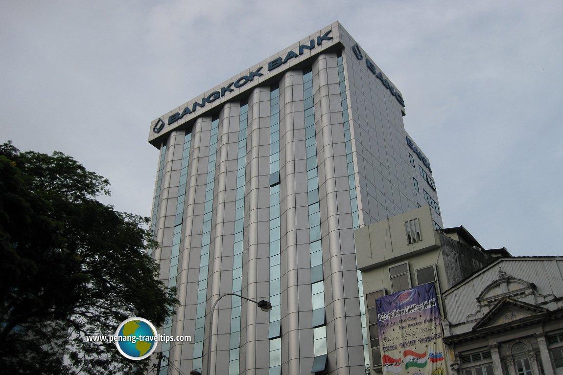 Bangunan Bangkok Bank, Kuala Lumpur