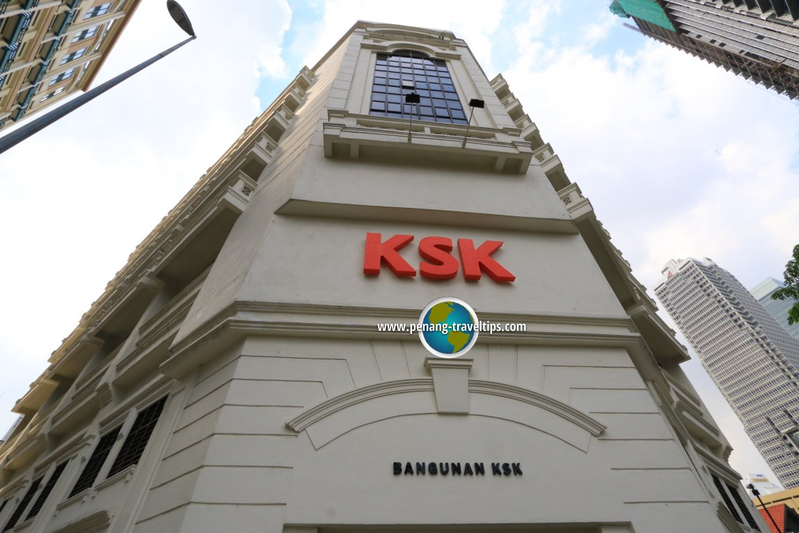 Bangunan KSK, Kuala Lumpur