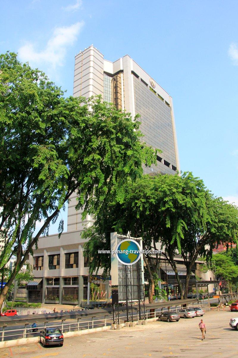 Bangunan KWSP, Kuala Lumpur
