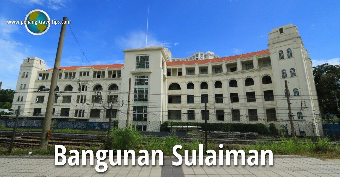 Bangunan Sulaiman Kuala Lumpur