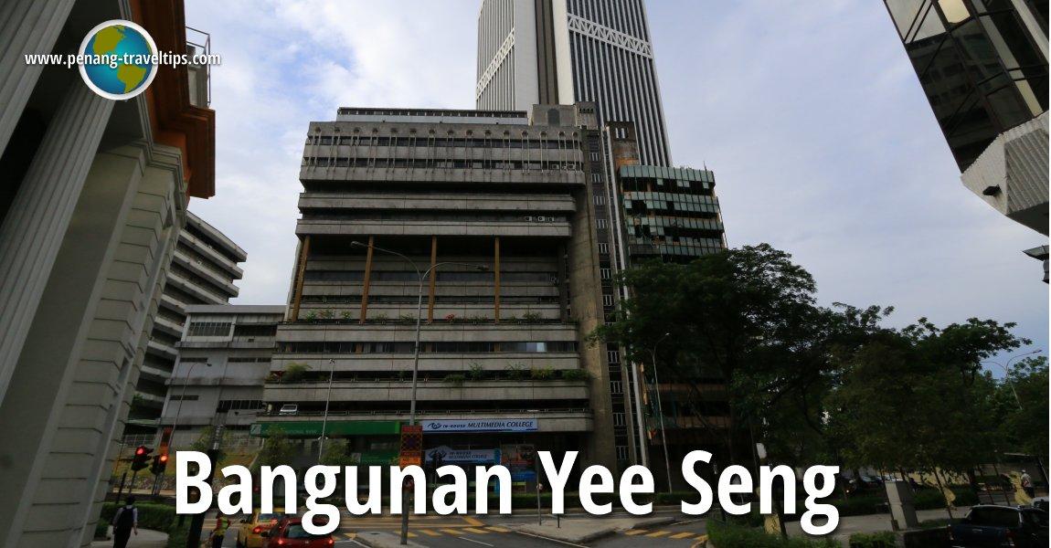 Bangunan Yee Seng, Kuala Lumpur