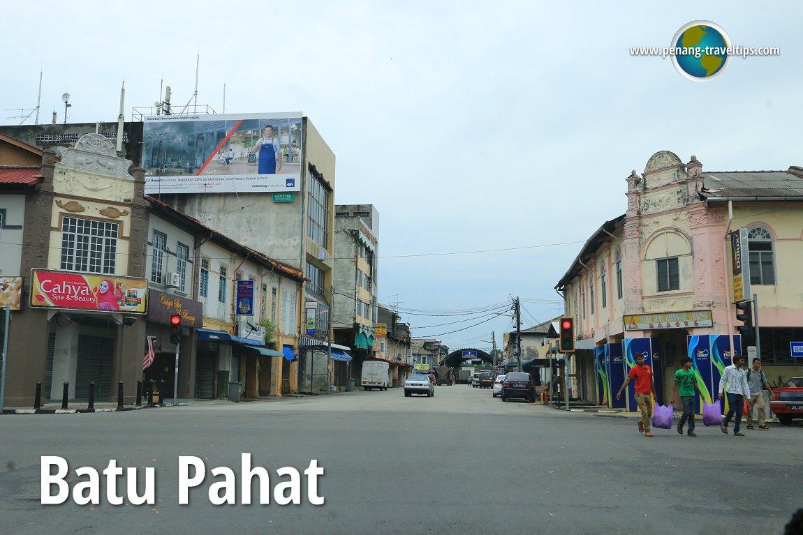 Batu Pahat, Johor