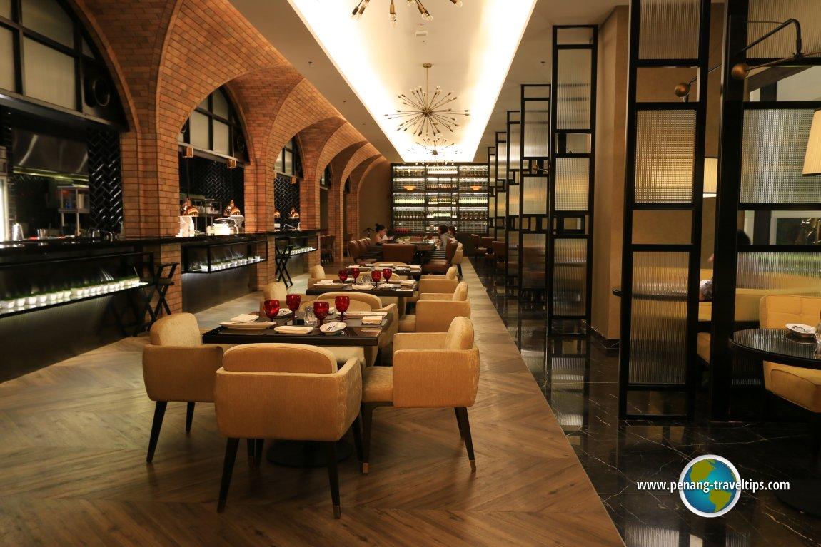 Brasserie 25, Hotel Stripes Kuala Lumpur
