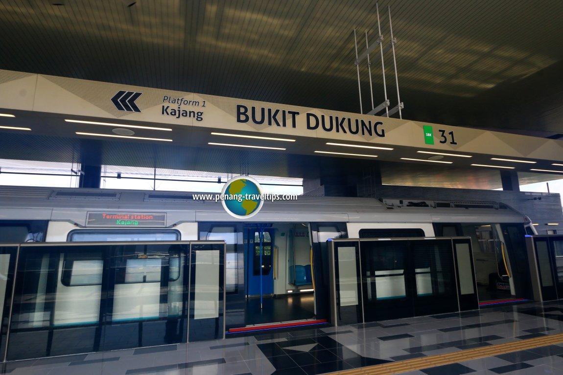 Bukit Dukung MRT Station