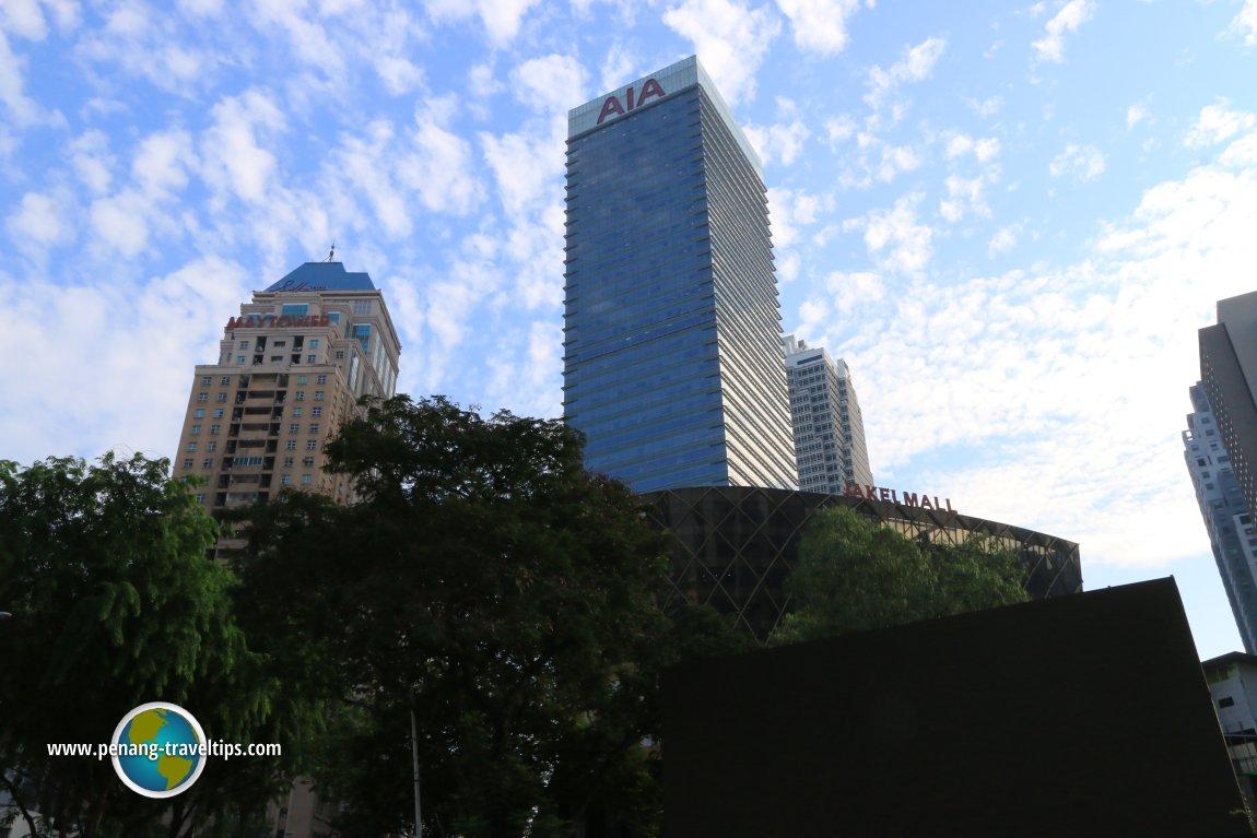 Capsquare Tower, Kuala Lumpur