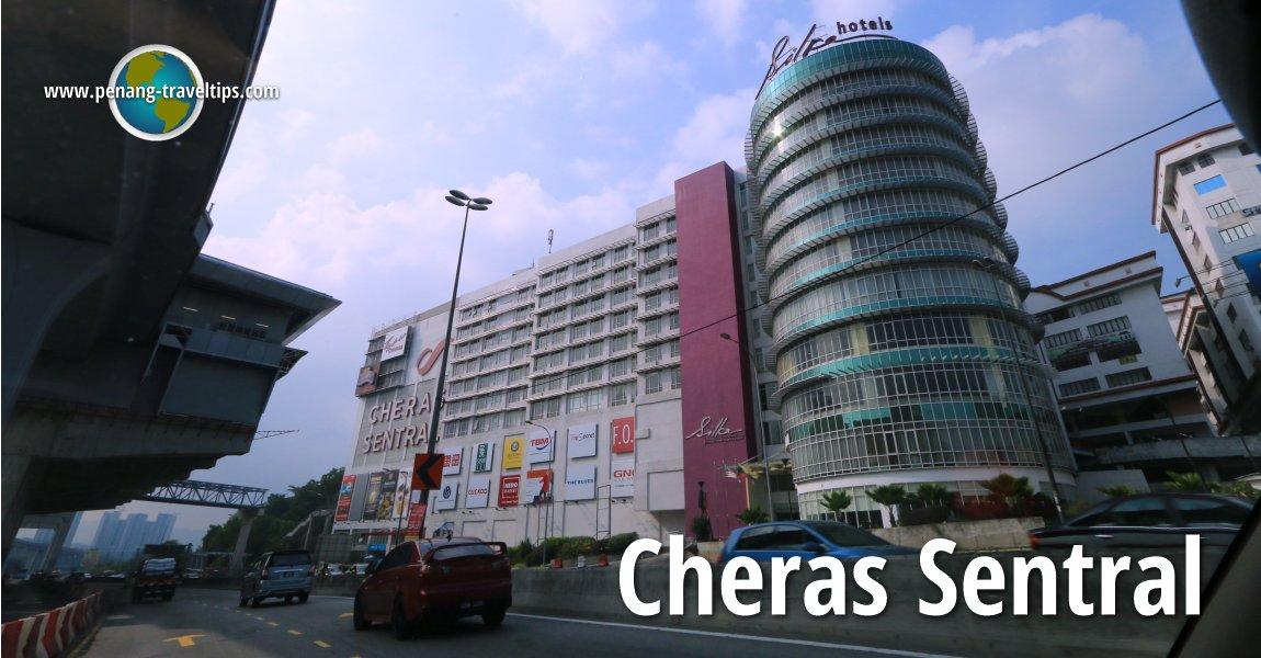 Cheras Sentral Mall, Kuala Lumpur
