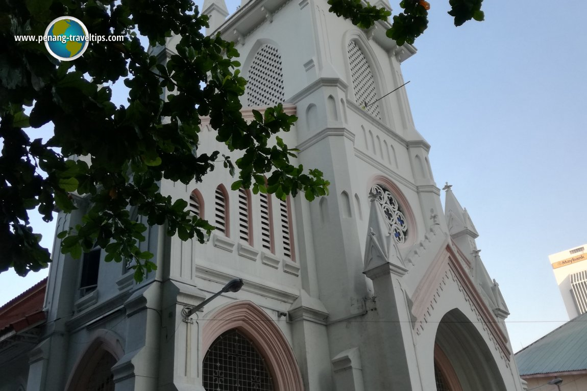 Church of St Anthony, Kuala Lumpur