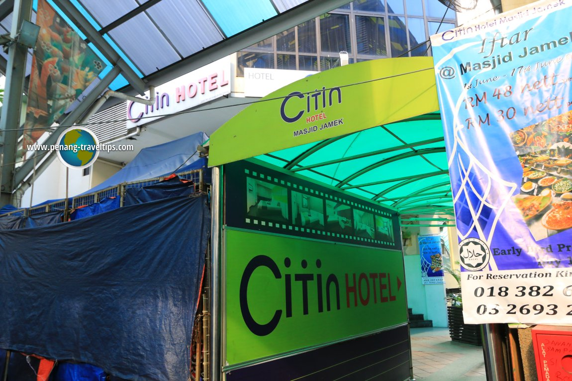 Citin Hotel, Kuala Lumpur