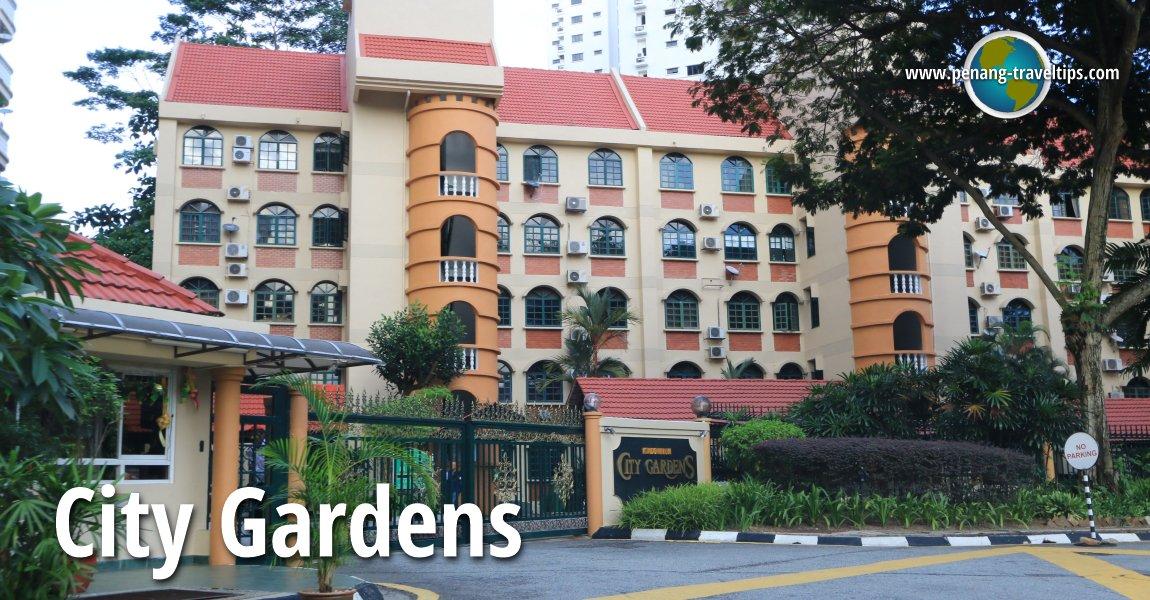 City Gardens Condominium, Kuala Lumpur