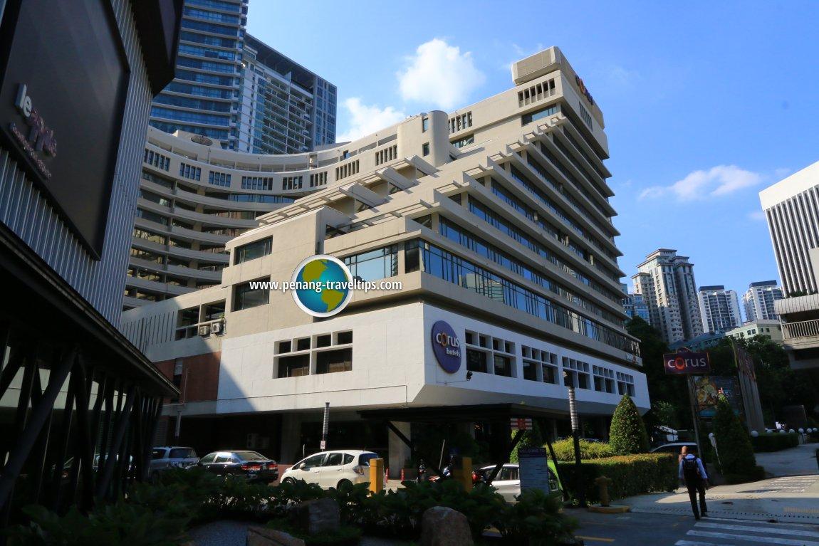 Corus Hotel, Kuala Lumpur