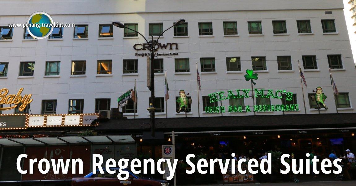 Crown Regency Serviced Suites, Kuala Lumpur