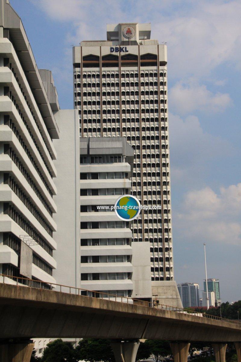 Menara Dewan Bandaraya Kuala Lumpur
