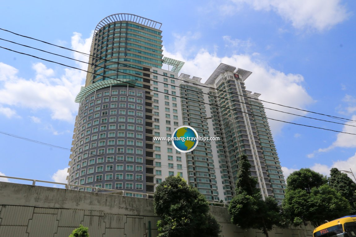 Dua Sentral, Kuala Lumpur