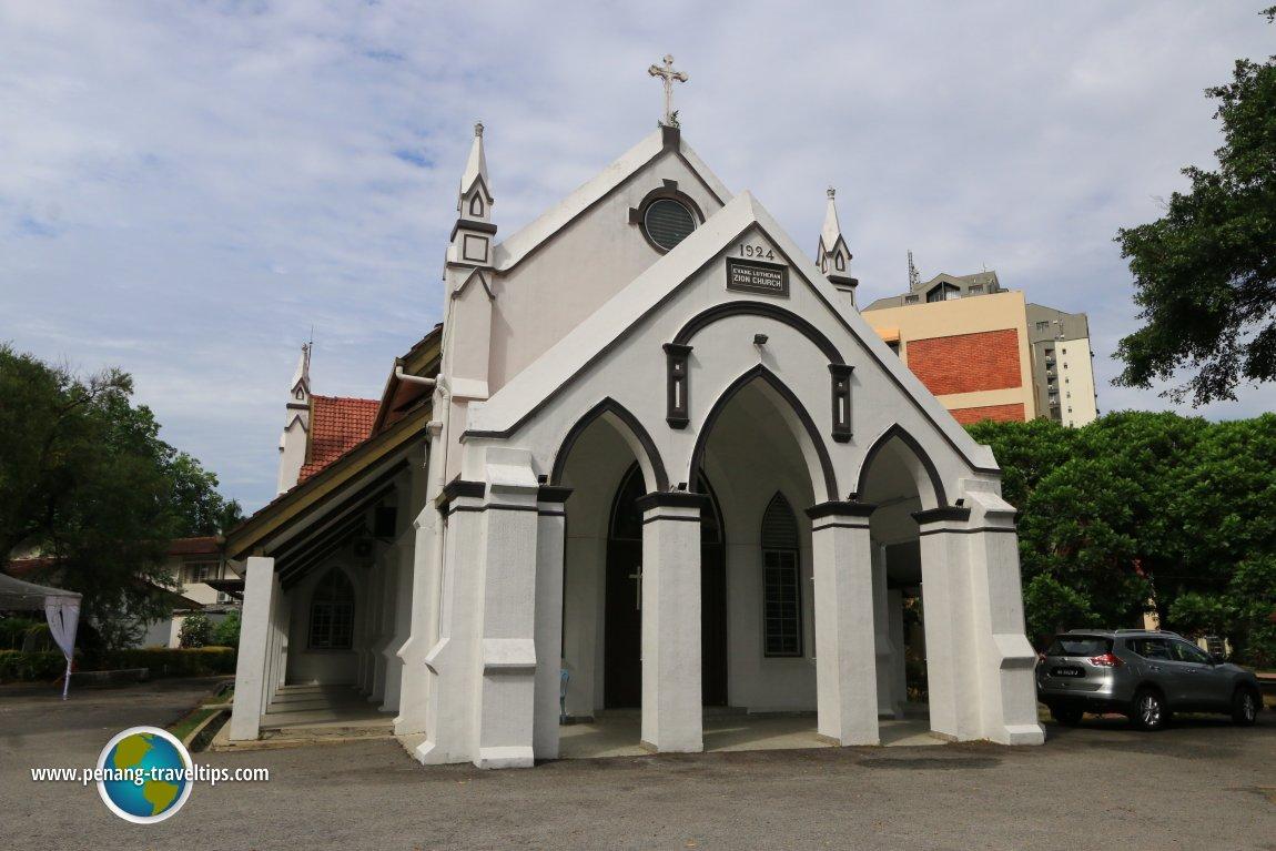 Evangelical Lutheran Zion Church, Kuala Lumpur