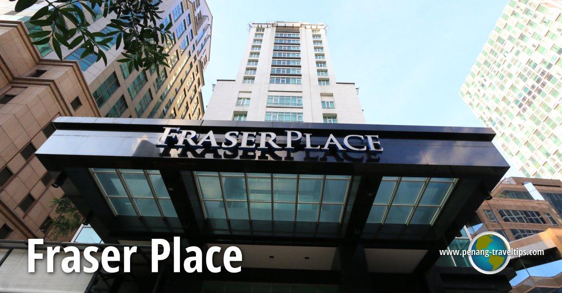 Fraser Place, Kuala Lumpur