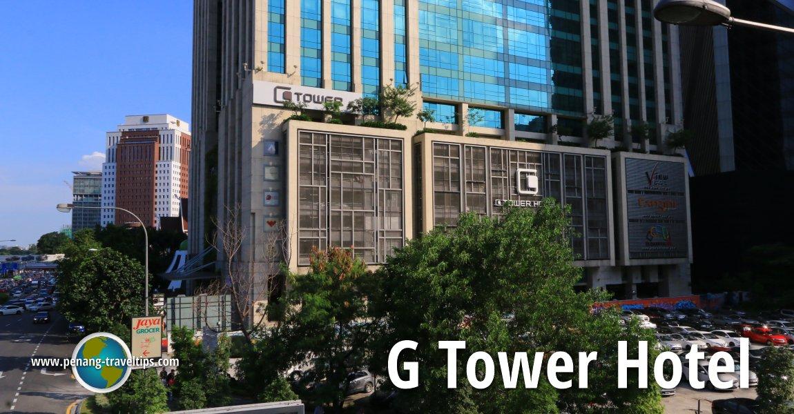 G Tower Hotel Kuala Lumpur