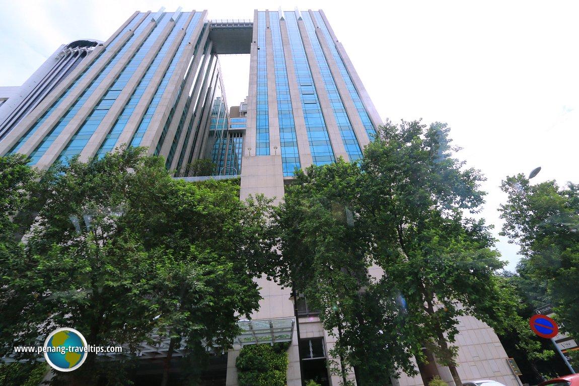 G-Tower, Kuala Lumpur