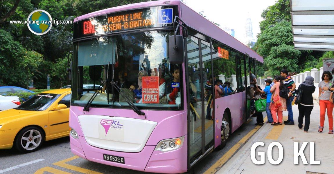 GO KL bus