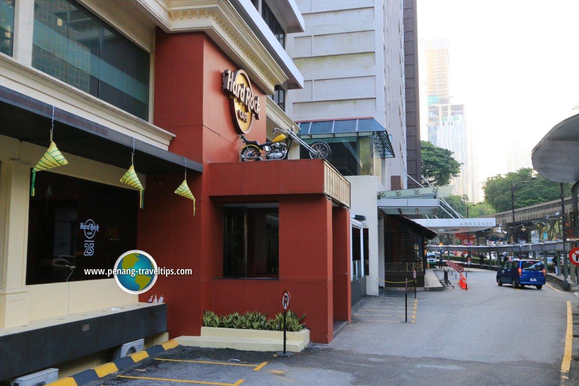 Hard Rock Cafe, Kuala Lumpur